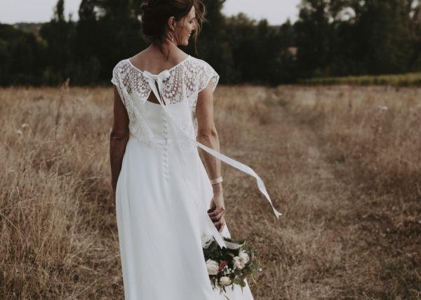 robe de marié bohème