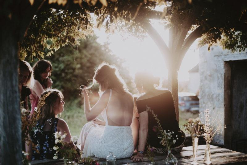 lumière mariage
