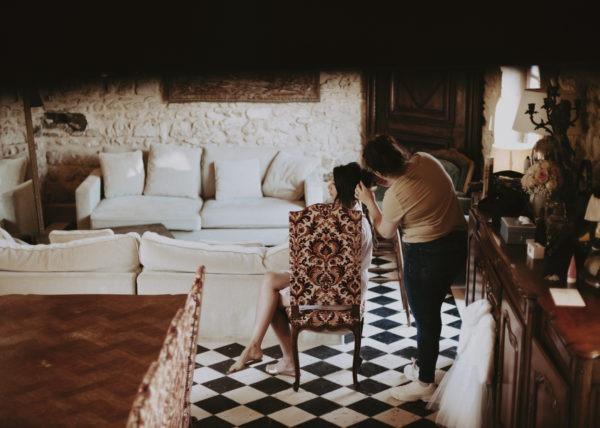 mariage chateau de courcelles le roy