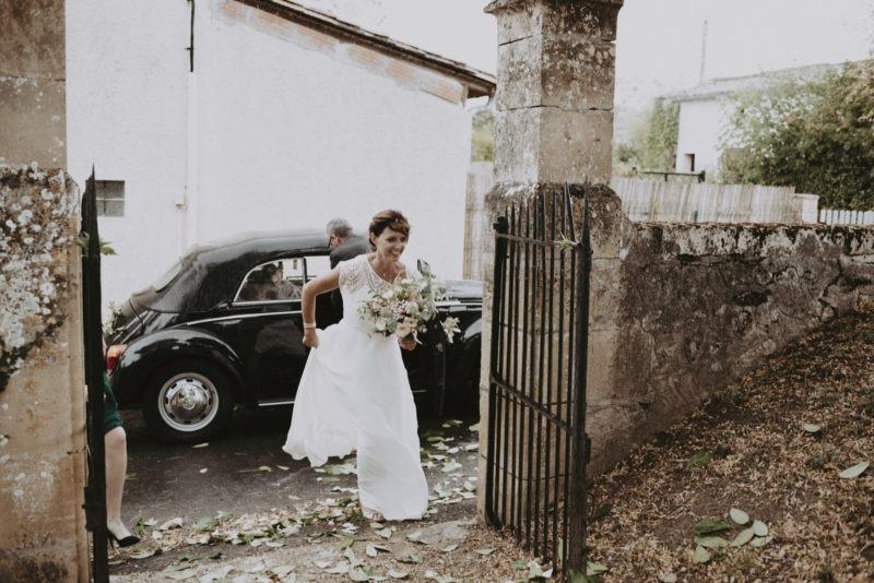 Mariage au Domaine de Dame Bertrande