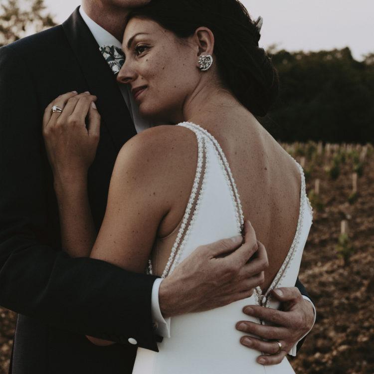 mariage au chateau d'arche sauterne