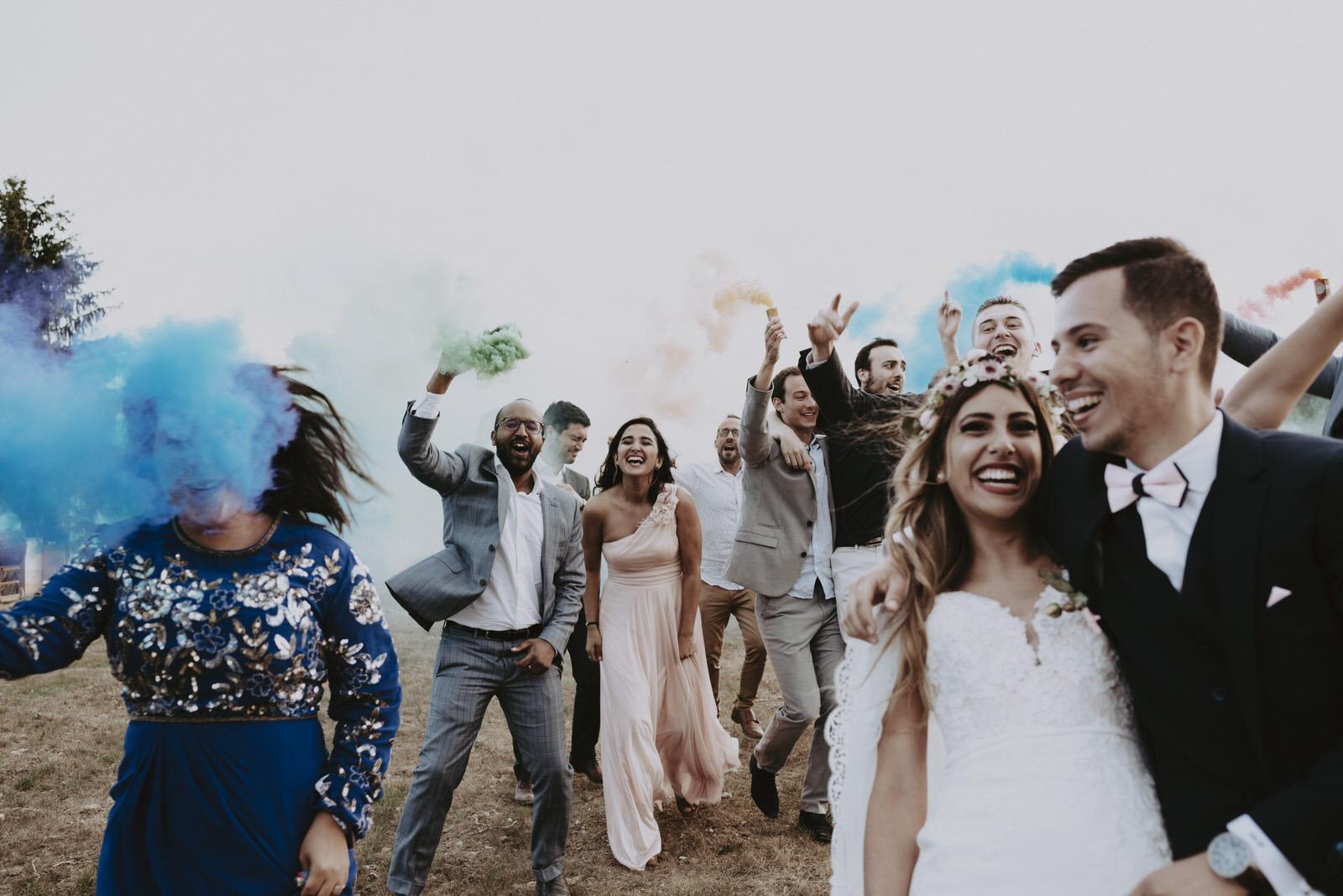 photo mariage en dordogne